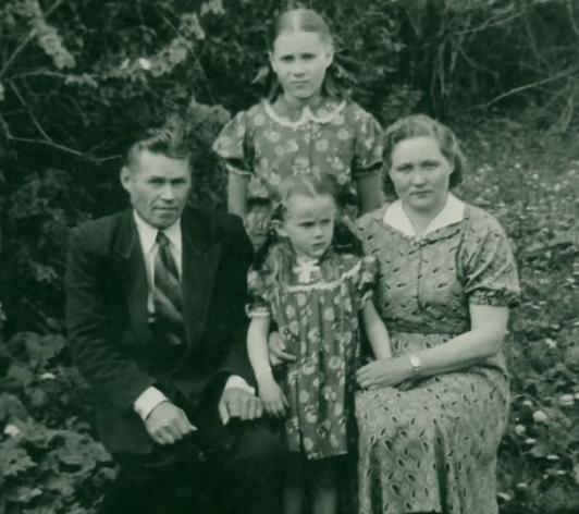 Семья Лууле Виилма