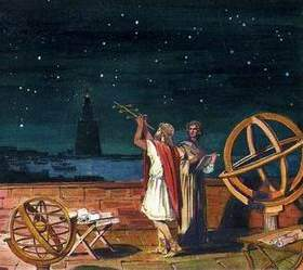 Древние ученые астрологи