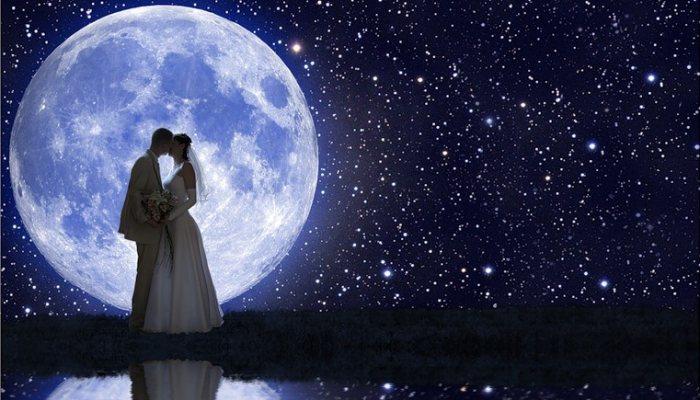 Луна у мужчины