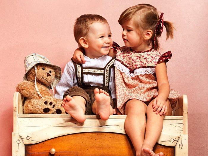Муж и жена как брат и сестра