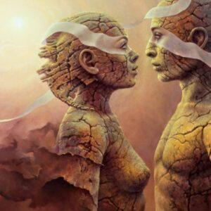 Любовная зависимость и Кармическая связь